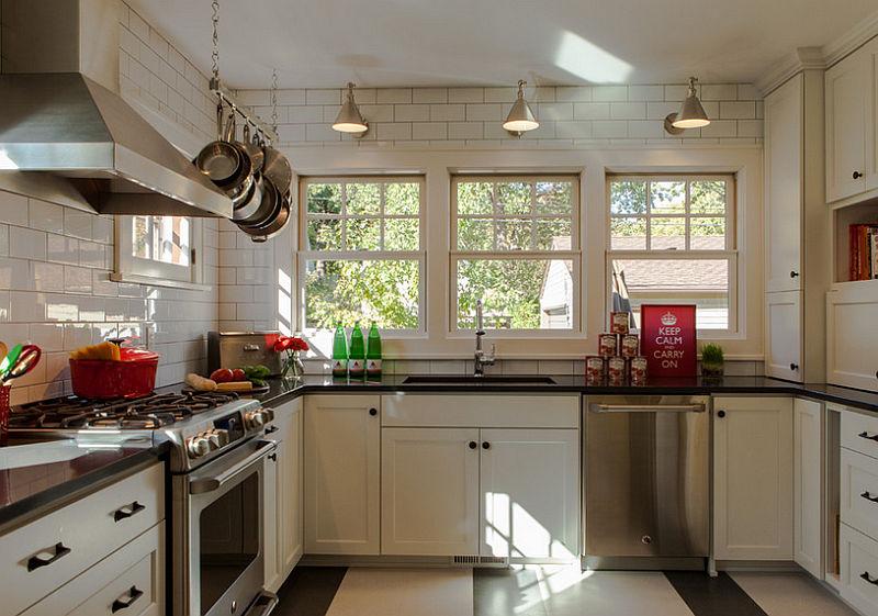 Jak urządzić kuchnię? Kuchnia wstylu retro