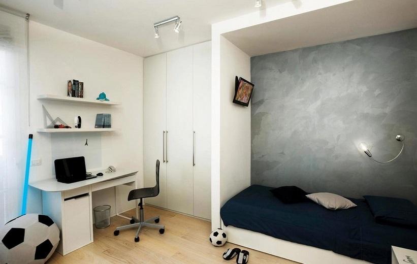 Jak urządzić pokój nastolatka, fot.: Rachele Biancalani Studio