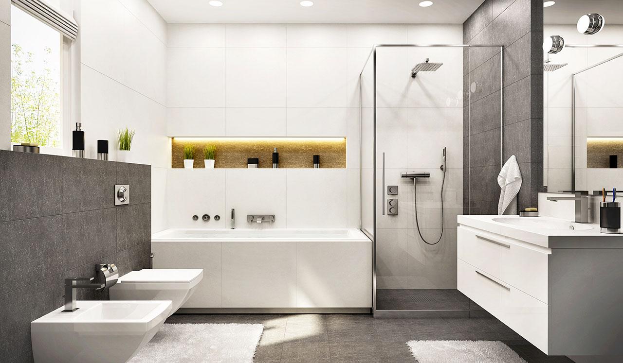 Połysk Czy Mat Jaki Zestaw Mebli Do łazienki Wybrać